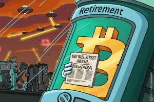 Bitcoin IRA Retirement