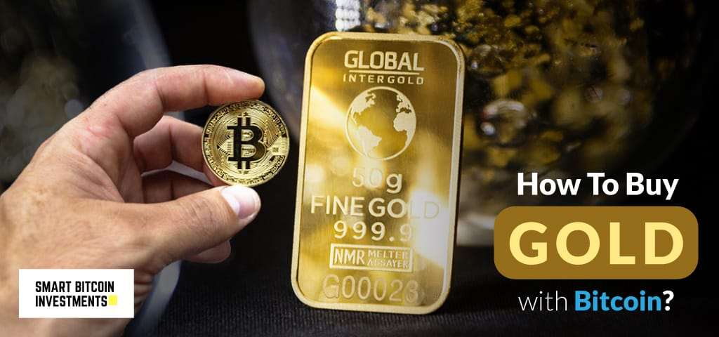 How One Can Buy Gold With Bitcoin