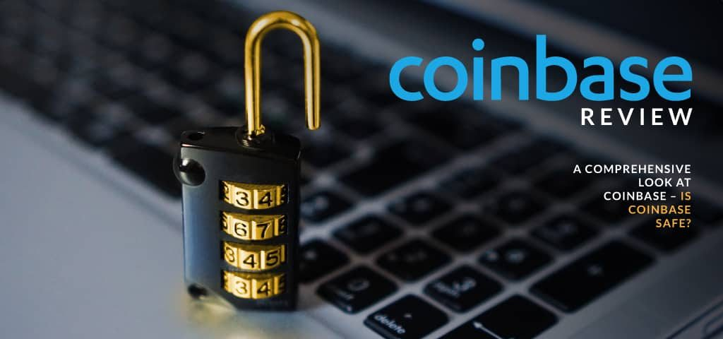 Coinbase Review Cover | Is Coinbase Safe