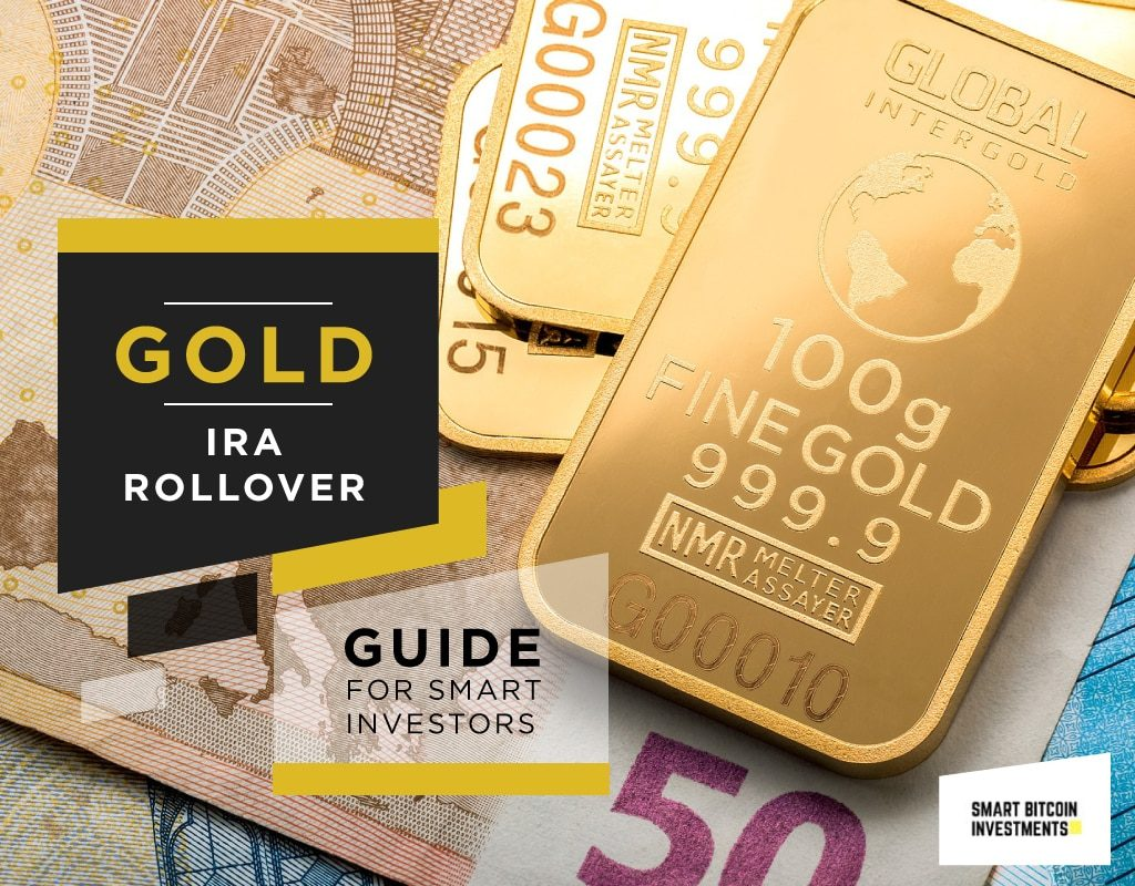 Graphic for Gold IRA Rollover Guide For Smart Investors