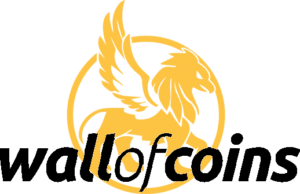 Wall Of Coins Logo