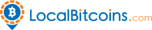 LocalBitcoins Exchange Logo
