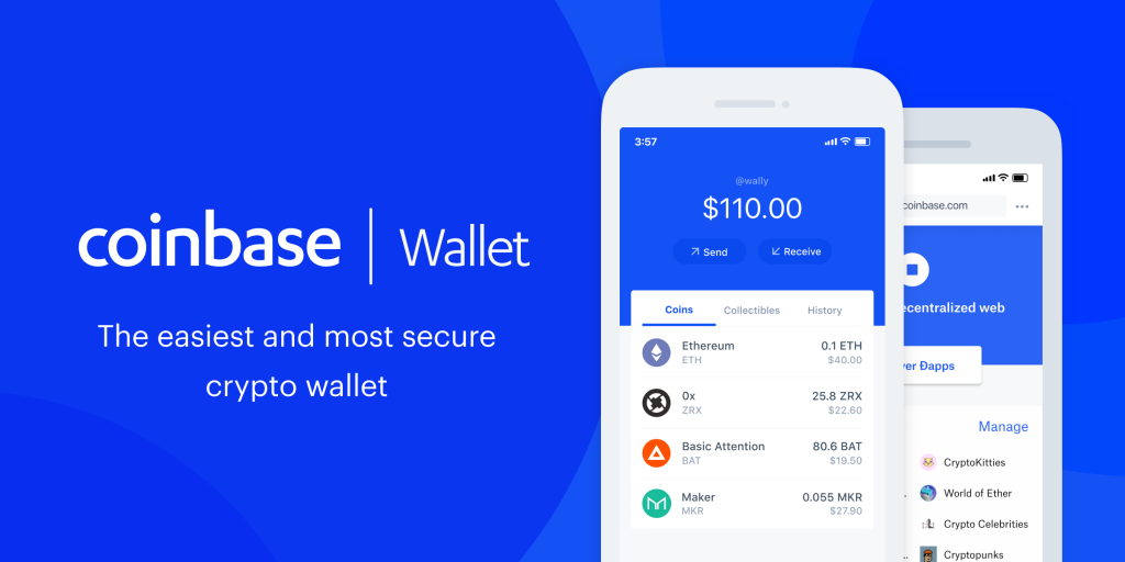 Coinbase Wallet - The Easiest And Most Secure Crypto Wallet
