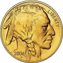 Gold American Buffalo Bullion