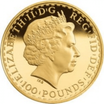 Gold Britannia Coin Bullion