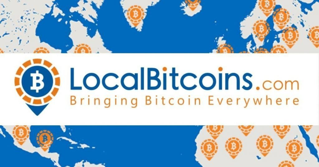 LocalBitcoins Bringing Bitcoin Everywhere