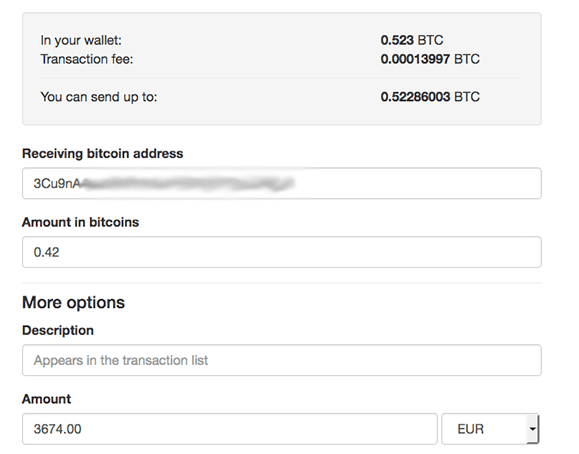 LocalBitcoins - Bitcoin Wallet