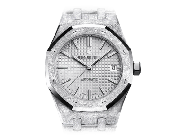 Audemars Piguet - Royal Oak Frosted Gold
