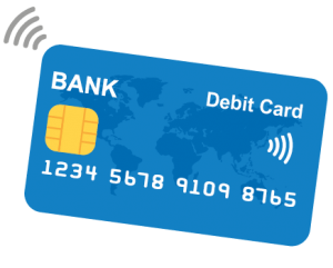 Bank Debit Card