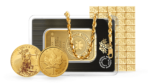 Buy Gold And Silver Bullion Online