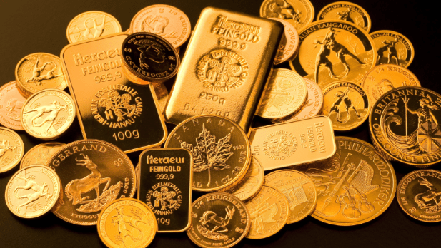 Buy Gold Bars, Gold Bullion And Gold Coins Online