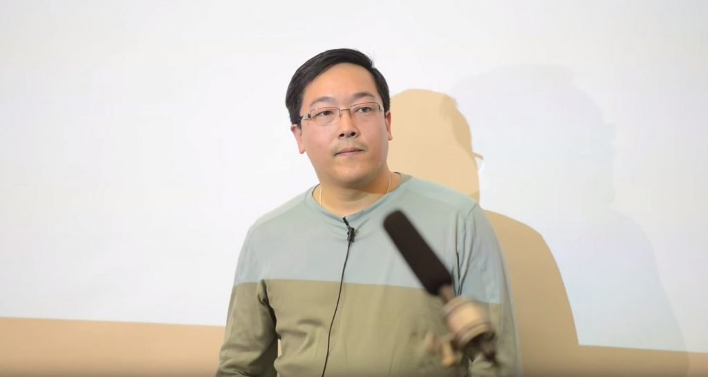 Charlie Lee Litecoin Founder