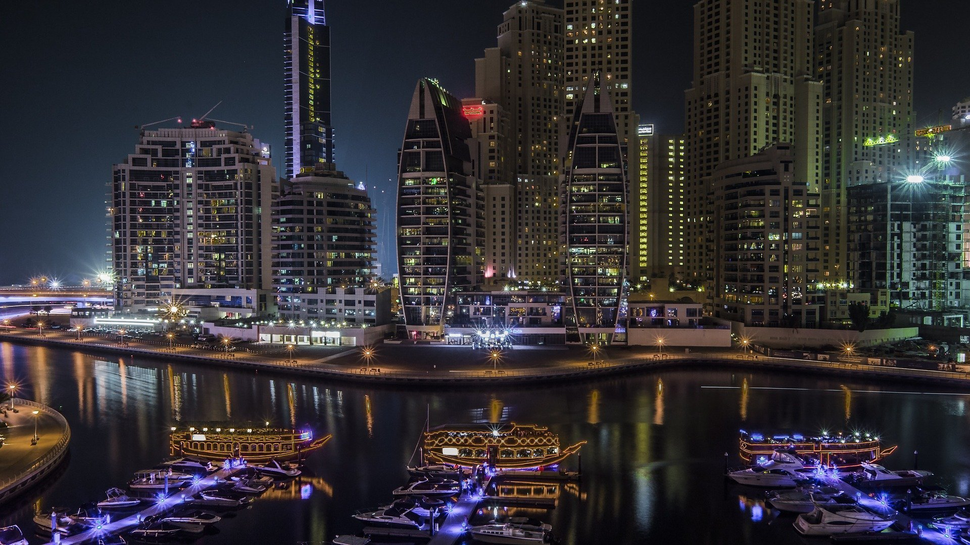 Dubai Marina United Arab Emirates