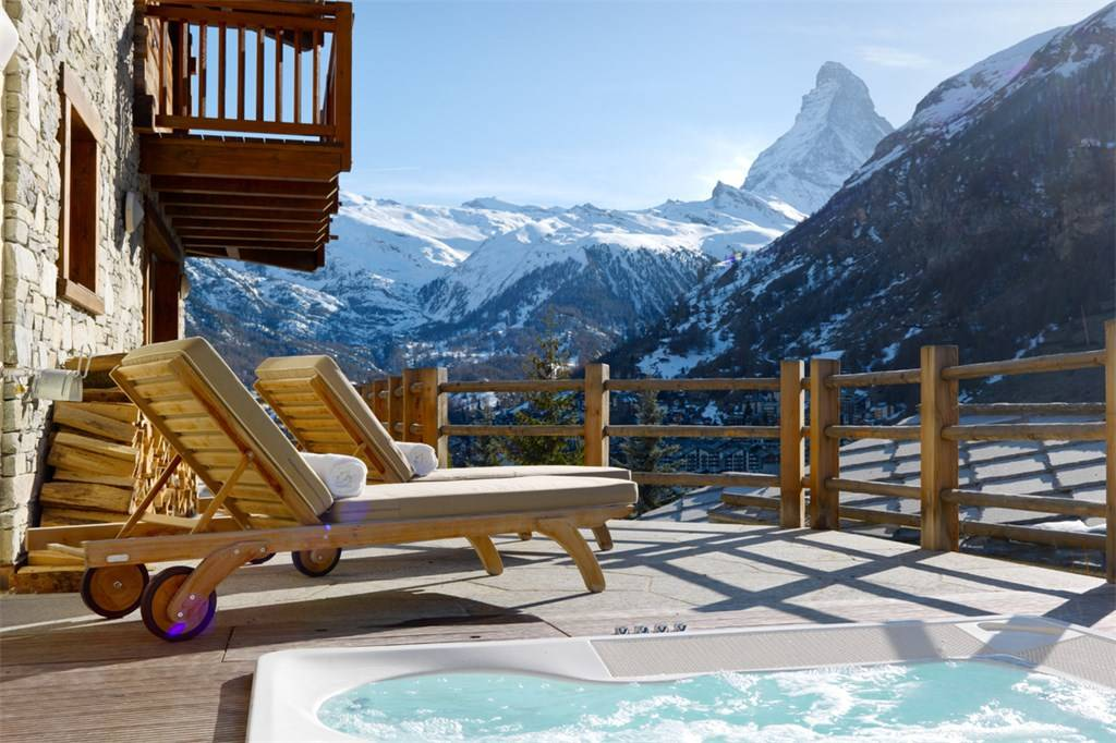 High-Class Switzerland 4 Floor Chalet