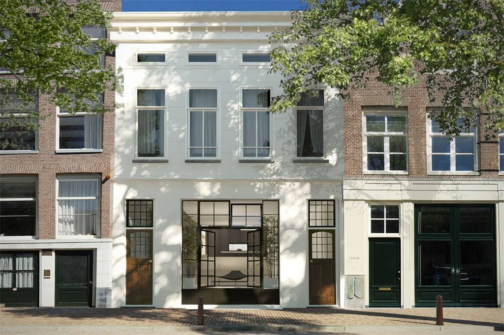 House Prinsengracht In Amsterdam Exterior