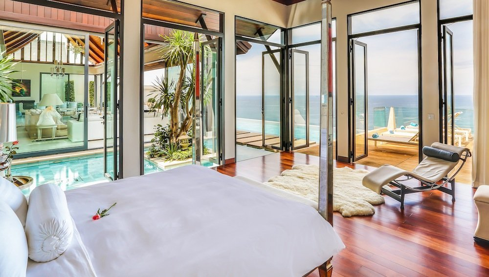 Luxury Villa In Phuket Bedroom