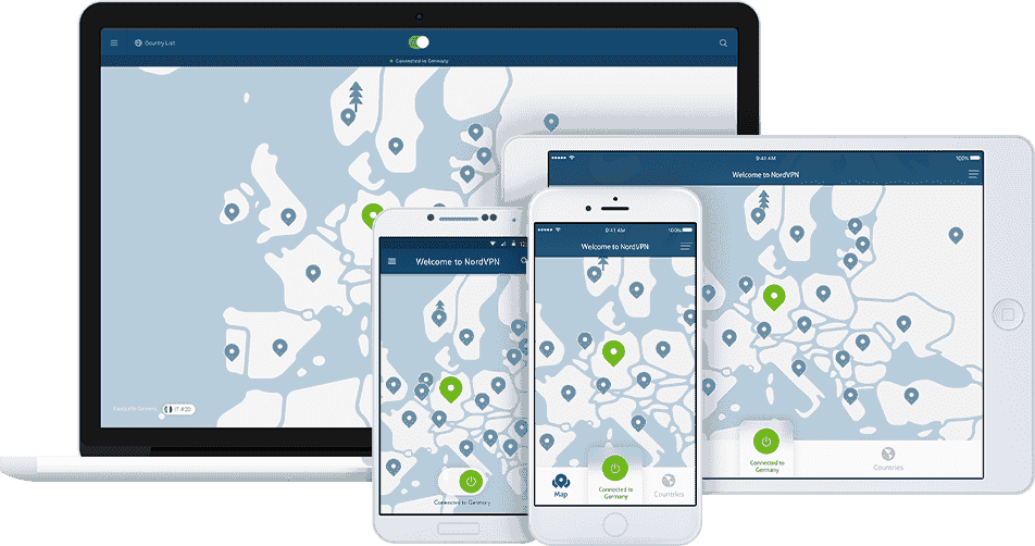 NordVPN On All Devices