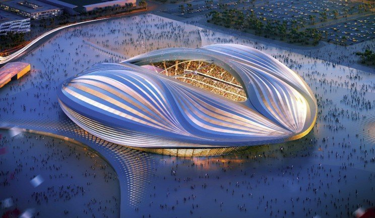 Qatar World Cup Stadium