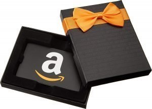Amazon Gift Card Unboxed